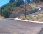 Επίσκεψη του Αντιπεριφερειάρχη Παναγιώτη Χατζηπέρου στα Κύθηρα – Υπό εξέλιξη τα έργα ασφαλτοστρώσεων στο επαρχιακό και αγροτικό οδικό δίκτυο