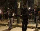 Δύο συλλήψεις για τα χθεσινά επεισόδια στα Εξάρχεια