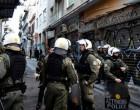 Πρωινή έφοδος της ΕΛ.ΑΣ. σε 4 υπό κατάληψη κτίρια στα Εξάρχεια