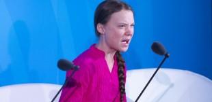 Οργισμένη Γκρέτα Τούνμπεργκ στον ΟΗΕ: «Κλέψατε την παιδική μου ηλικία με τα κούφια λόγια σας»