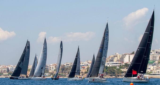 Πανελλήνιοι αγώνες ανοικτής θαλάσσης στον Φαληρικό Όρμο