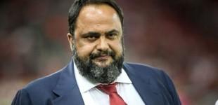 Μαρινάκης: «Τεράστια πρόκριση, μεγάλη ευρωπαϊκή ομάδα ο Ολυμπιακός»