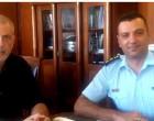 Συνάντηση Δημάρχου Πειραιά με τον νέο Διοικητή της Τροχαίας – Μίλησαν για τα προβλήματα που αντιμετωπίζει η πόλη