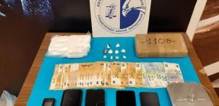 Χειροπέδες σε τρία άτομα στο Κερατσίνι για κατοχή και διακίνηση ναρκωτικών ουσιών