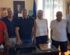 Επίσκεψη του Περιφερειάρχη Αττικής Γ. Πατούλη στην Αίγινα