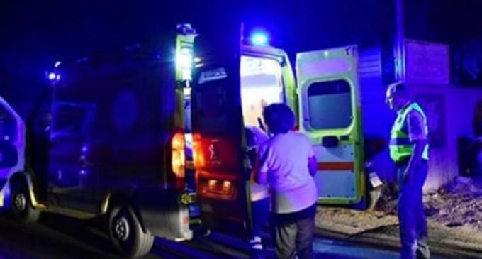Τραγωδία με μετανάστες στην Εγνατία: Ένας νεκρός και πολλούς τραυματίες σε τροχαίο!