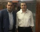 Σύσκεψη Χρυσοχοΐδη – Κατσαφάδου στο Υπουργείο Προστασίας του Πολίτη