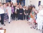 Αγιασμός στον Σύνδεσμο Γυναικών Κρήτης και Νήσων Αιγαίου