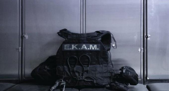 Τι βρήκαν οι αστυνομικοί μετά από έρευνα σε αποθήκη στα Εξάρχεια