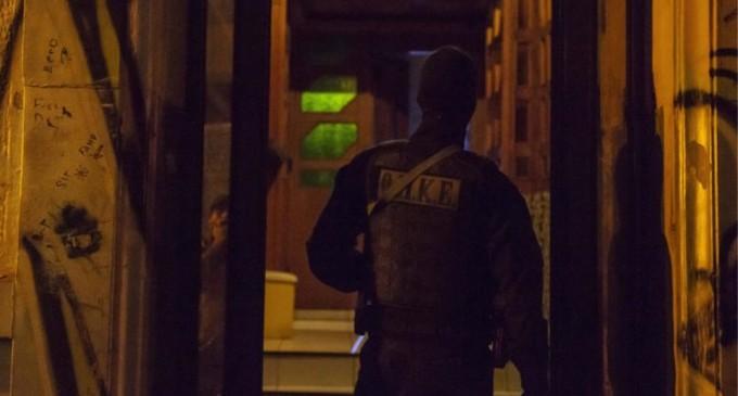 Αστυνομική επιχείρηση στα Εξάρχεια για ναρκωτικά