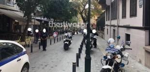 Εισβολή αντιεξουσιαστών στο τουρκικό προξενείο