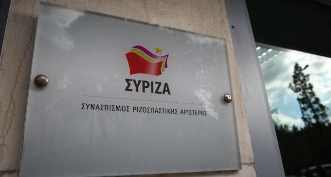 ΣΥΡΙΖΑ για Master Plan: Aσέβεια προς το θεσμό της ΕΣΑΛ