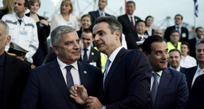 Γ. Πατούλης: Να κάνουμε τον Πειραιά, πρώτο λιμάνι της Ευρώπης