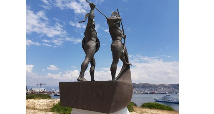 Εκδήλωση από τη ΔΑΛ για τα 2.500 χρόνια από τη Ναυμαχία της Σαλαμίνας