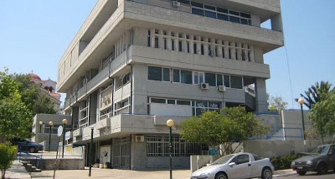 Πολιτική συγκέντρωση του ΚΚΕ στο πρώην Δημαρχείο Δραπετσώνας
