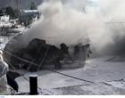 Φωτιά στη Μαρίνα Γλυφάδας: Κάηκαν ολοσχερώς δεμένα σκάφη (βίντεο)