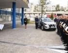 Τελετή παράδοσης στο Λιμενικό Σώμα – Ελληνική Ακτοφυλακή ενός περιπολικού οχήματος