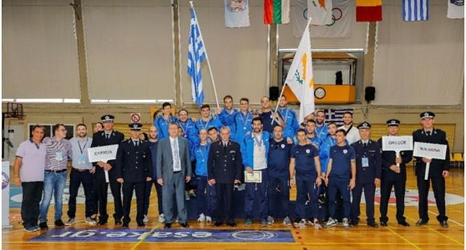 4ο Βαλκανικό Πρωτάθλημα Futsal Αστυνομιών – ΜΕ ΕΠΙΤΥΧΙΑ ΟΛΟΚΛΗΡΩΘΗΚΑΝ ΟΙ ΑΓΩΝΕΣ ΣΤΟ ΚΛΕΙΣΤΟ ΓΥΜΝΑΣΤΗΡΙΟ ΛΑΥΡΙΟΥ