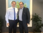 Συνάντηση Κώστα Κατσαφάδου με τον Υπουργό Τουρισμού κ. Χάρη Θεοχάρη