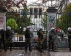 «Απόρθητο φρούριο» η Αθήνα για το Πολυτεχνείο – Επί ποδός 5.000 αστυνομικοί, drones, ΜΑΤ και ομάδα ΔΕΛΤΑ
