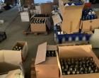 Εξαρθρώθηκε εγκληματική οργάνωση που παρασκεύαζε και πουλούσε ποτά – «μπόμπες»  (φωτο)