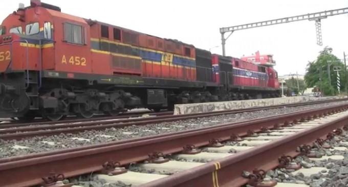 Σύγκρουση τρένων στου Ρέντη