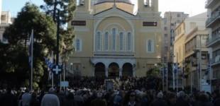 Πανηγυρίζει ο Ιερός Ναός Αγίου Σπυρίδωνος, πολιούχου Πειραιώς