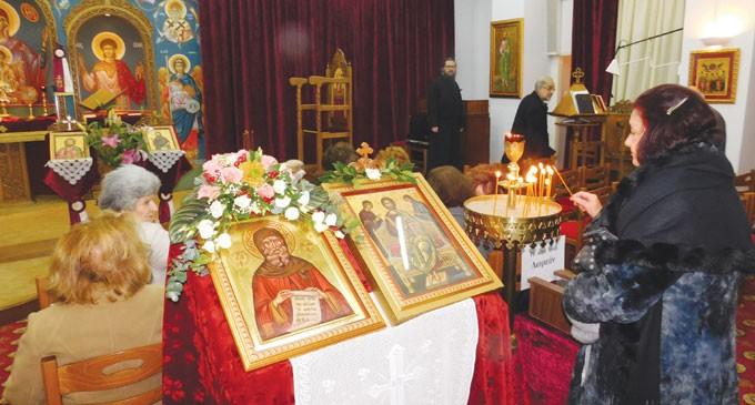 Εορτή Αγίου Αντωνίου