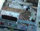 Βίντεο ντοκουμέντο από το drone της ΕΛ.ΑΣ. στην εκκένωση των καταλήψεων στο Κουκάκι