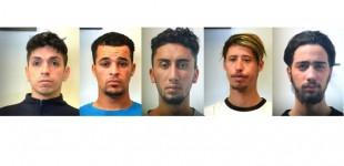 Αυτοί είναι ο 21 αλλοδαποί που έχουν συλληφθεί 100 φόρες! (ΦΩΤΟ)
