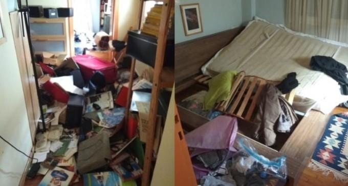 Η Γιώτα Μιχαλοπούλου έπεσε θύμα κλοπής – Της ρήμαξαν το σπίτι