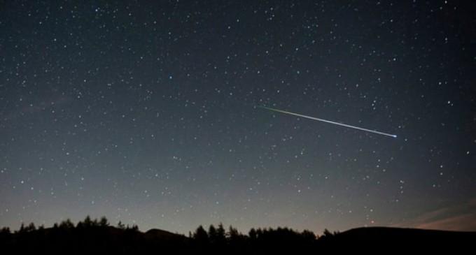 Σπάνιο φαινόμενο: Πτώση μετεωρίτη στην Αίγινα