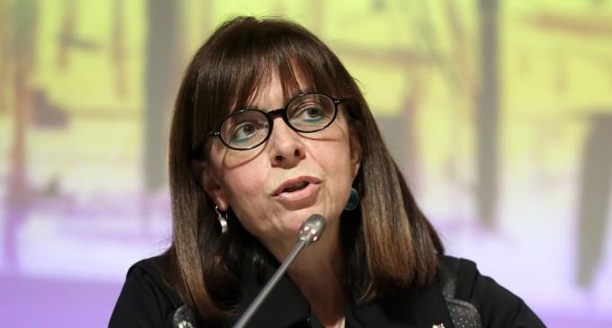 Την Αικατερίνη Σακελλαροπούλου για Πρόεδρο της Δημοκρατίας πρότεινε ο Κυριάκος Μητσοτάκης (βιογραφικό)