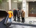 Ο Γιάννης Μώραλης στα νέα έργα ασφαλτοστρώσεων