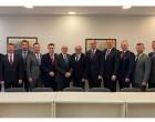 Συναντήσεις Χριστόφορου Μπουτσικάκη και της κοινοβουλευτικής αντιπροσωπείας της Πολωνίας με τον Υπουργό Προστασίας του Πολίτη