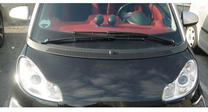 Κλέφτες αυτοκινήτων με hi tech εξοπλισμό και μεθόδους αντιπαρακολούθησης!