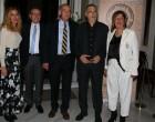 Ο Δήμαρχος Πειραιά παρευρέθηκε στην εκδήλωση για τα 120 χρόνια του Εμπορικού Συλλόγου της πόλης