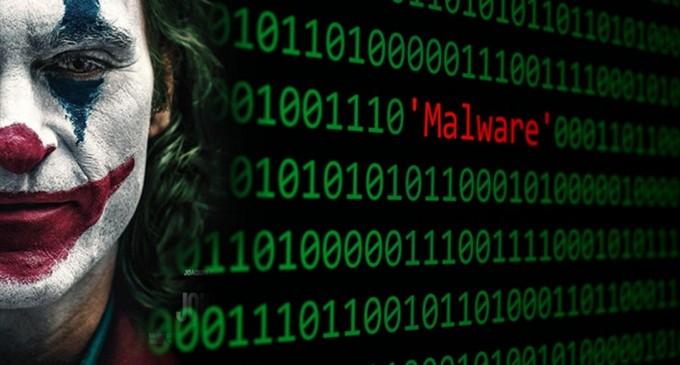 Και το Όσκαρ κακόβουλου λογισμικού πηγαίνει… στο «Joker»