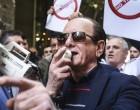 Ο Θύμιος Λυμπερόπουλος αποχωρεί από την ηγεσία της ομοσπονδίας ταξί