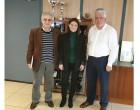 Η Γραμματέας Κοινωνικής Αλληλεγγύης της ΝΔ επισκέπτεται τον Δήμο Αγίας Παρασκευής