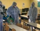 Απολύμανση όλων των σχολείων του Δήμου Σαλαμίνας