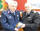 Εθιμοτυπική επίσκεψη Ταξίαρχου ΕΛ.ΑΣ. στον κεντρικό Λιμενάρχη Πειραιά