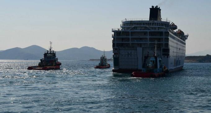 """ΠΕΝΕΝ: Να δοθεί λύση με τους ναυτικούς που βρίσκονται εγκλωβισμένοι στο """"Ελευθέριος Βενιζέλος"""""""