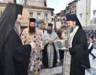Η υποδοχή της Τιμίας Κάρας του Αγίου Προκοπίου στην Ευαγγελίστρια Πειραιώς