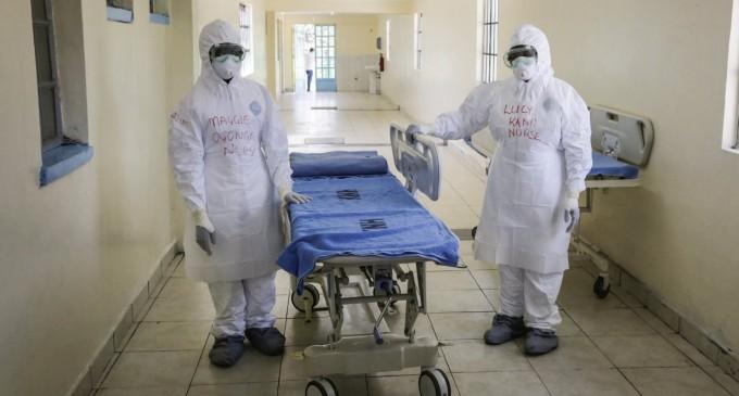 Έτοιμο να ανοίξει το Νοσοκομείο «Αγία Βαρβάρα» μόνο για νοσούντες