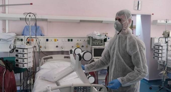 Στους 25 οι νεκροί από κορωνοϊό στην Ελλάδα – «Έφυγε» 64χρονος στη Δαμασκηνιά