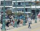 Κορωνοϊός-Θεσσαλονίκη: Γεμάτη κόσμο η παραλία παρά τα αυστηρά μέτρα