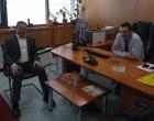 Νίκος Μανωλάκος: Συναντήσεις με επικεφαλής και εργαζόμενους, σε Νοσοκομεία του Πειραιά & την 2η ΥΠΕ