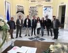 Πολιτικός Γάμος εν μέσω κορωνοϊού στη Δημοτική Πινακοθήκη Πειραιά