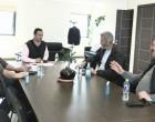 ΠΕΣΥΔΑΠ: Συνάντηση με τον αντιπεριφερειάρχη του Δυτικού Τομέα Αθηνών